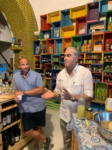 limoncello-tasting-experience